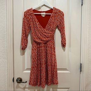 Anthropologie Maeve Dress New Size XXSP Midi